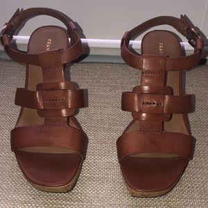 Franco Sarto Sandal size 8m